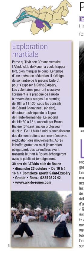 Rouen Mag 19/10/2011