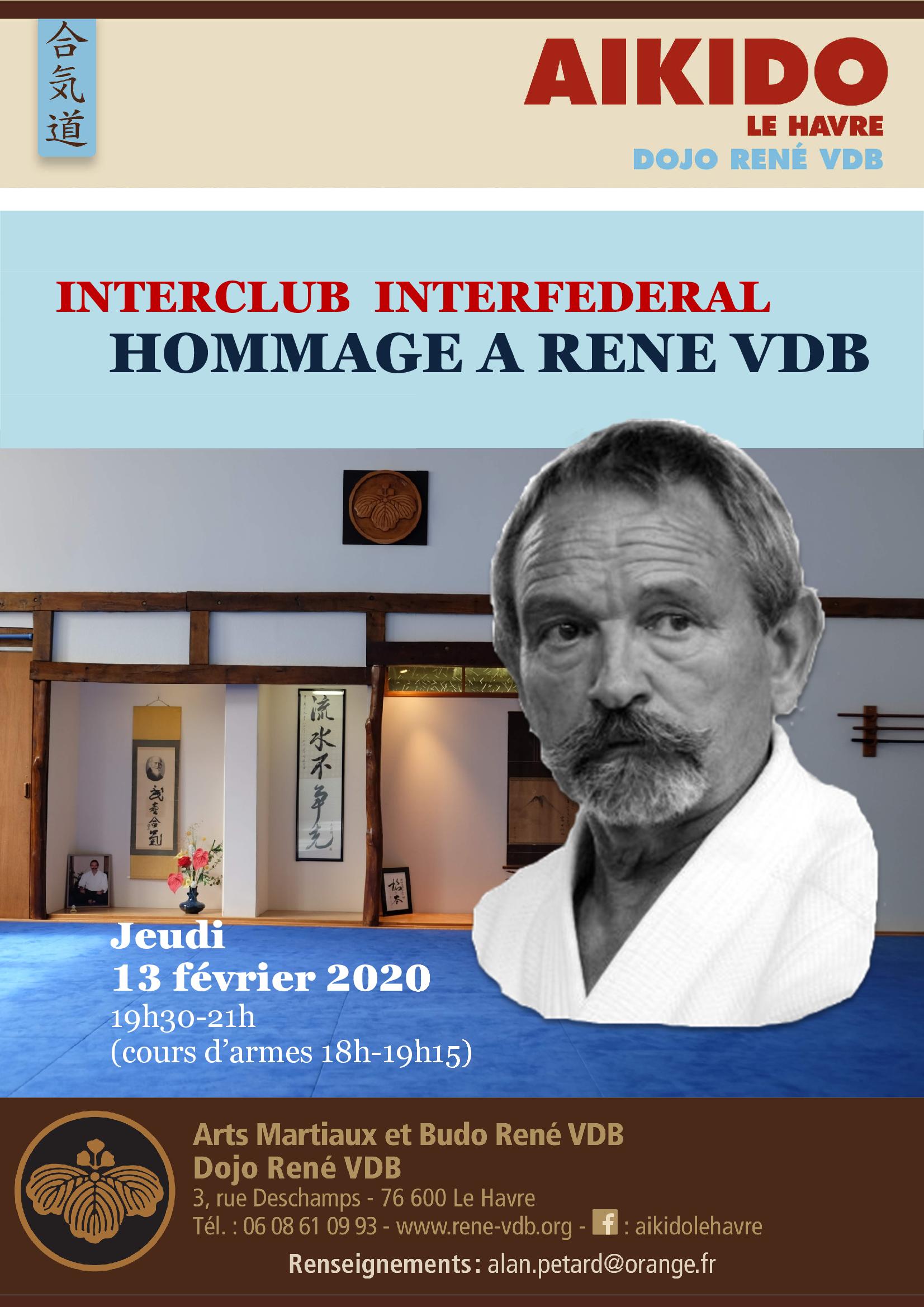 Interclub avec la FFAB le 13 Fév 2020