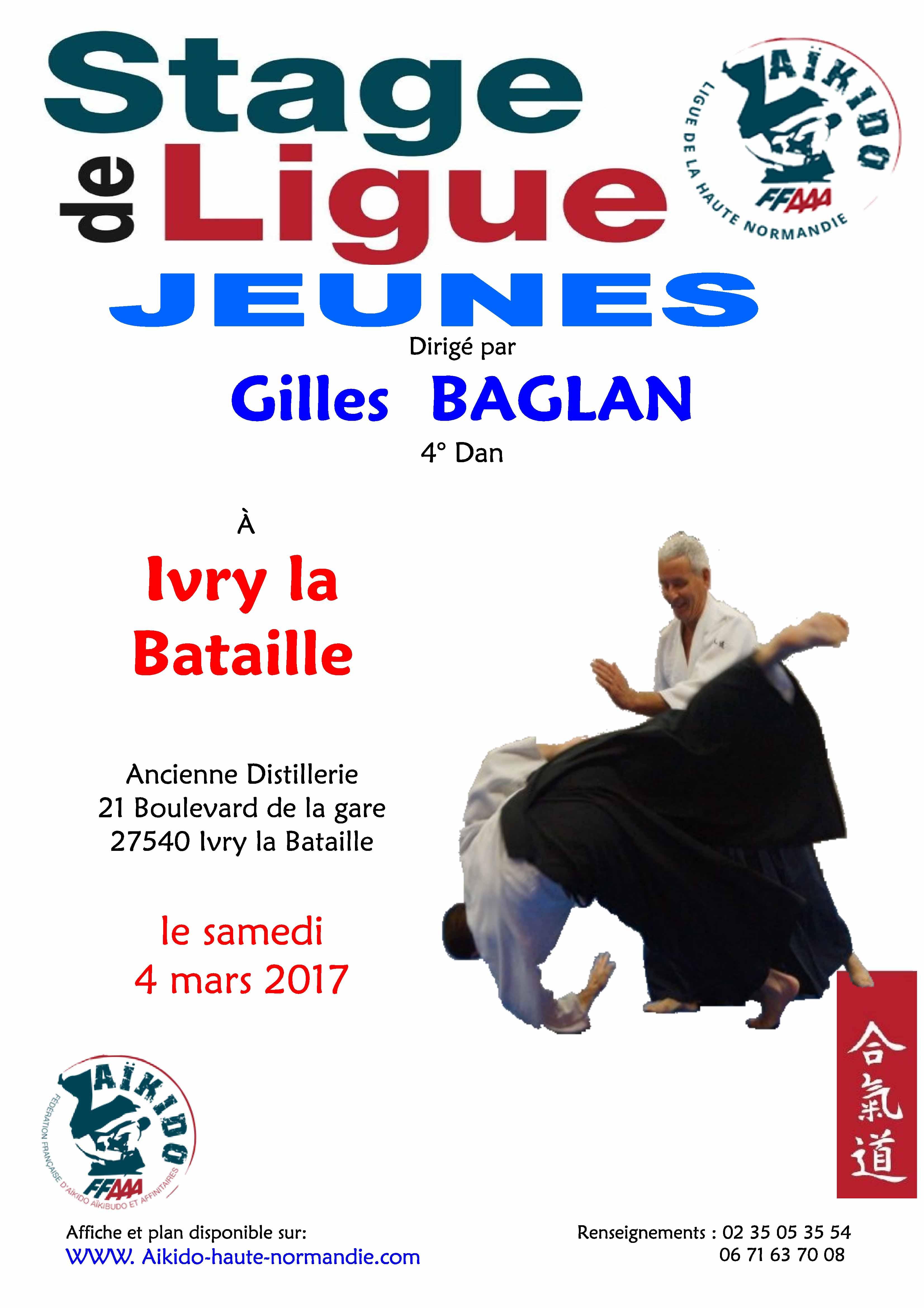 Stage jeunes 4 mars 2017