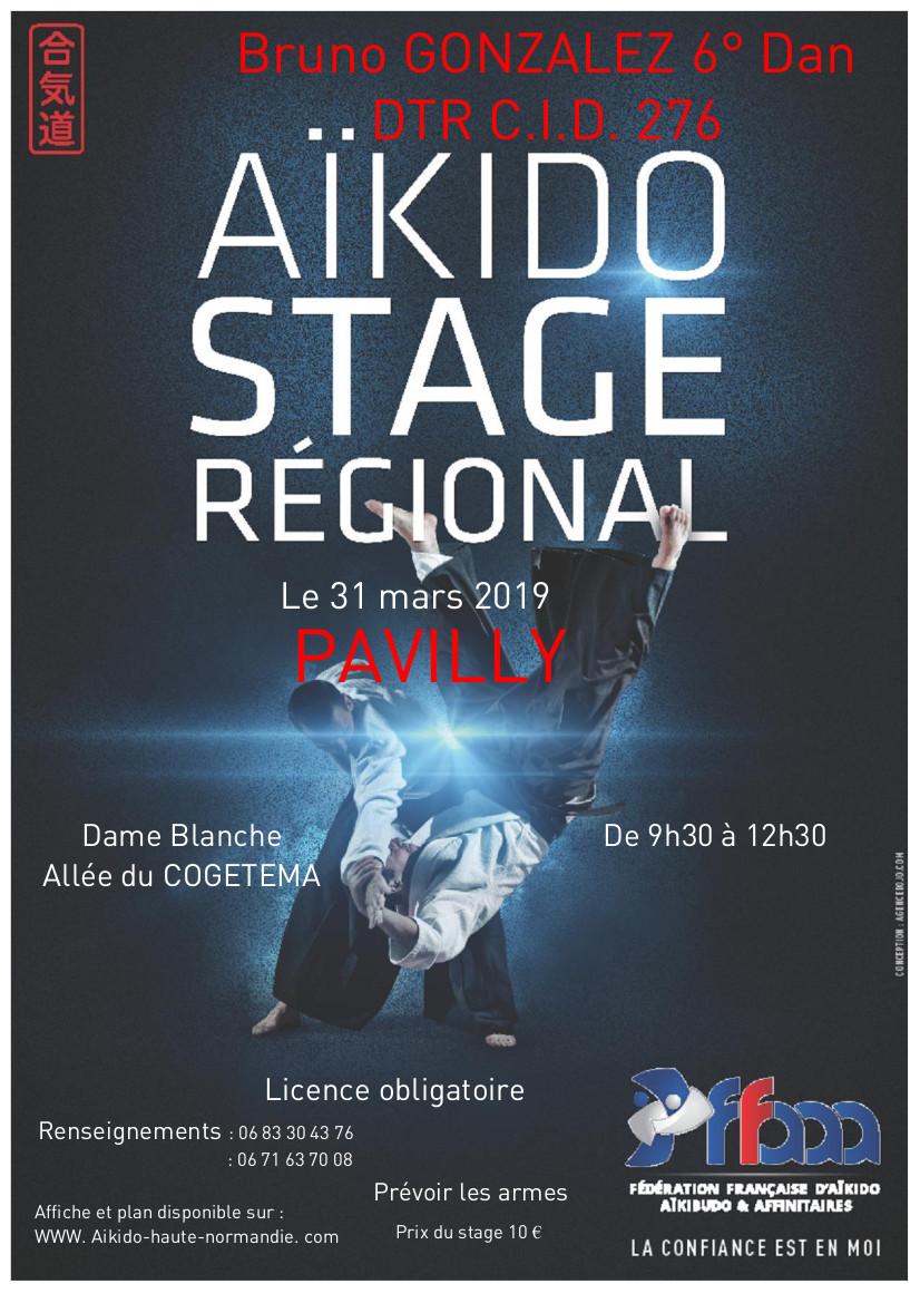 Stage régional mars 2019